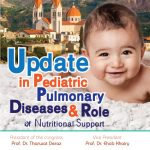 Update in Pediatric Pulmonary Diseases & Role of Nutritional Support