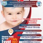 18th Annual International Conference of the Pediatric Dept., Suez Canal Uni.