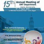 15th Annual Meeting of ENT Department