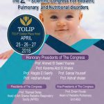 2nd Scientific Congress for Pediatric Pulmonary and Nutritional Disorders