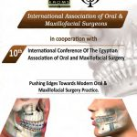10th International Conference of The Egyptian Association of Oral and Maxillofacial Surgery