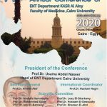 17th Annual Conference of ENT Dept. Kasr Al Ainy